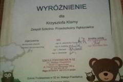 Powiatowy Konkurs Czytelniczo - Plastyczny