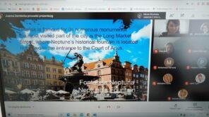 Czytaj więcej o: Videomeeting of ZSP in Rększowice and SSP2 in Tczew