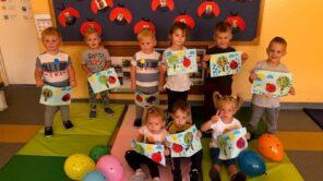 Czytaj więcej o: Dzień Kropki w przedszkolu