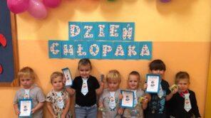 Czytaj więcej o: Dzień Chłopaka w przedszkolu